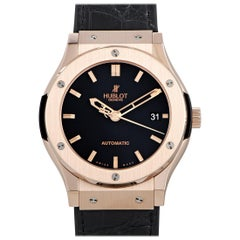 Hublot Classic Fusion King Gold Watch 511.OX.1180.LR