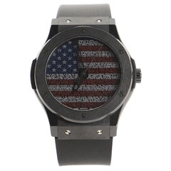 Hublot Classic Fusion Liberty Bang Limited Edition USA Flag Automatic Watch