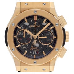 Hublot Classic Fusion No-Ref#, Silver Dial, Certified and Warranty