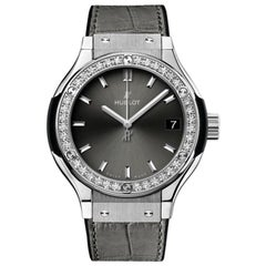 Hublot Classic Fusion Racing Grey Men's Watch 542.NX.7071.LR.1104