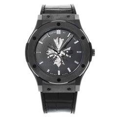 Hublot Classic Fusion Shawn Carter 515.CM.1040.LR.SHC13 Ceramic Hand Wind Watch