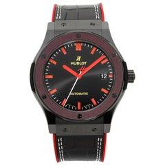 Hublot Classic Fusion Special Edition Black Dial Mens Watch 511.CQ.1428.LR.VER17