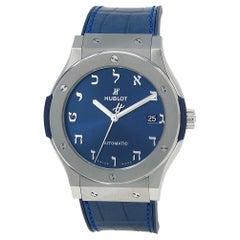 Hublot Classic Fusion Titanium Automatic Men's Watch 511.NX.7170.LR.LEC17