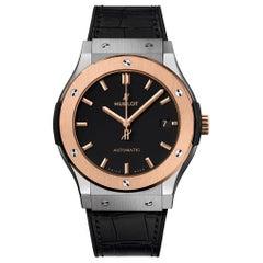 Hublot Classic Fusion Titanium King Gold Men's Watch 511.NO.1181.LR