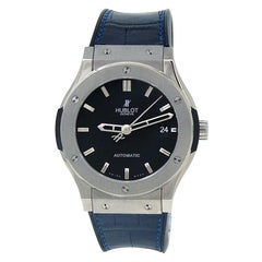 Hublot Classic Fusion Titanium Men's Watch Automatic 511.NX.1170.RX