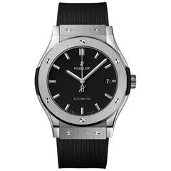 Hublot Classic Fusion Titanium on Rubber Men's Watch 542.NX.1171.RX