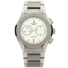Hublot Classic Fusion Titanium Silver Dial Automatic Men's Watch 521.NX.2610.RX