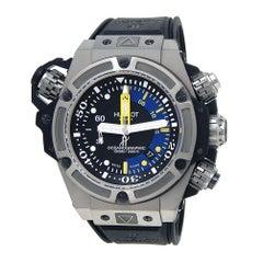 Hublot King Power Oceanographic Titanium Automatic Men's Watch 732.NX.1127.RX