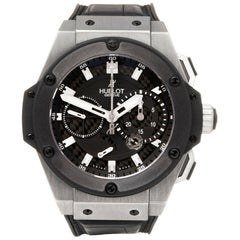 Hublot King Power Zirconium Split Second Chronograph 709ZM1780RX Wristwatch