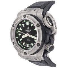 Hublot Limited Edition Musee Oceanographique Monaco Automatic Wristwatch