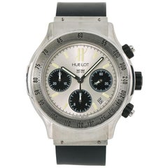 Hublot MDM 19201, White Dial, Certified and Warranty