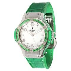 Hublot Tutti-Frutti Green Apple 361.SG.6010.LR.1922 Unisex Watch in Stainless S