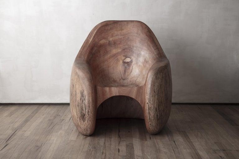 Italian Hug Chair by Mauro Mori For Sale