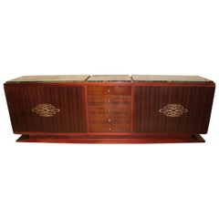 Huge Art Deco Sideboard