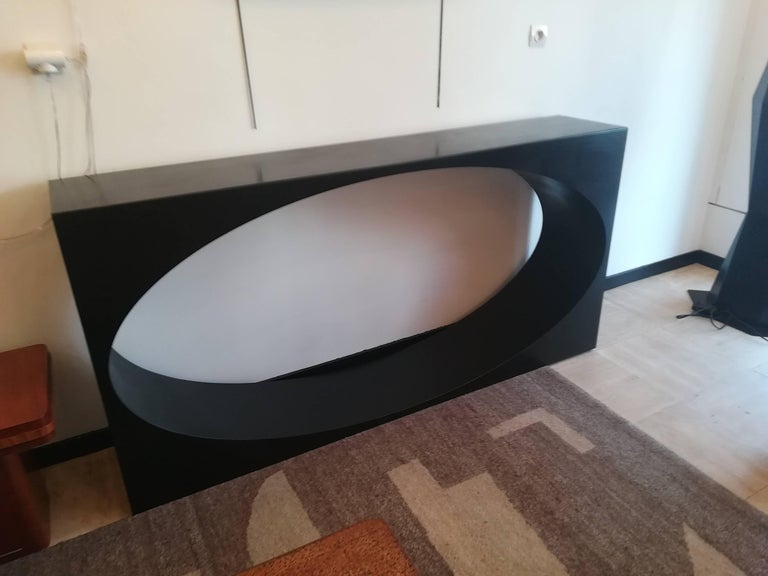 Huge Console by Stephane Ducatteau, France, Small Edition For Sale 3
