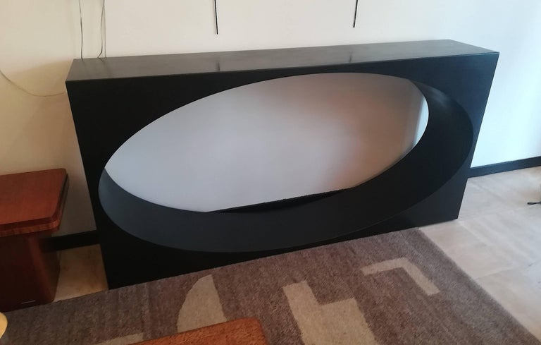 French Huge Console by Stephane Ducatteau, France, Small Edition For Sale