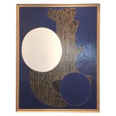 Huge Diptych from Jean-Pierre Bruneaud, 1990