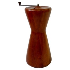 Huge JHQ Dansk Style Peppermill to End All Peppermills Restaurant Kitchen Prop