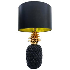 Huge Maison Lancel Ceramic Table Lamp