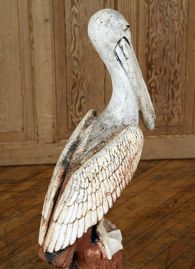 A large master work in stone for the finest patio, garden, or seascape setting