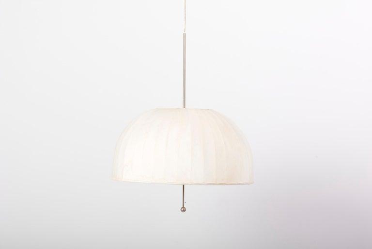 Huge Pendant Lamp T549 by Hans-Agne Jakobsson for AB Markaryd, Sweden, 1960s For Sale 3
