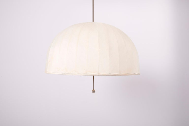 Huge Pendant Lamp T549 by Hans-Agne Jakobsson for AB Markaryd, Sweden, 1960s For Sale 8