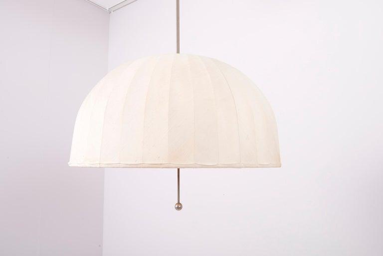 Huge Pendant Lamp T549 by Hans-Agne Jakobsson for AB Markaryd, Sweden, 1960s For Sale 9