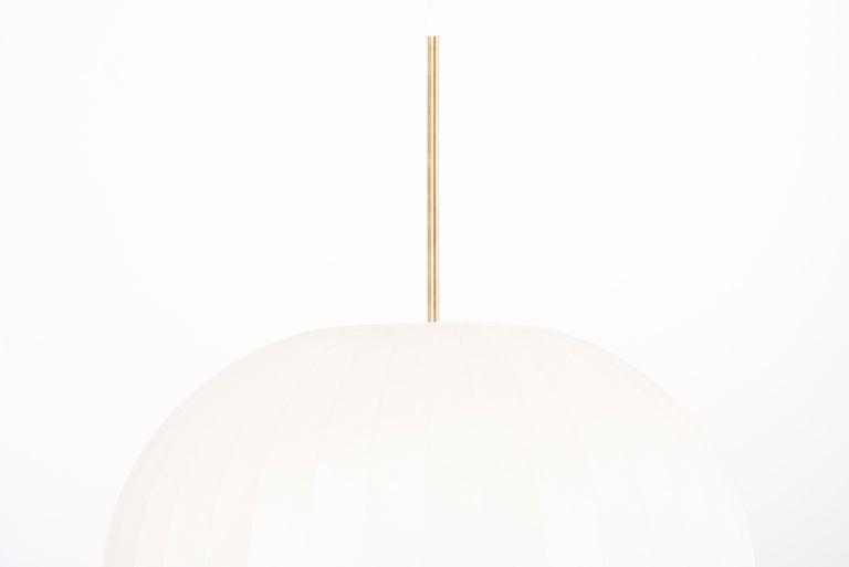 Scandinavian Modern Huge Pendant Lamp T549 by Hans-Agne Jakobsson for AB Markaryd, Sweden, 1960s For Sale