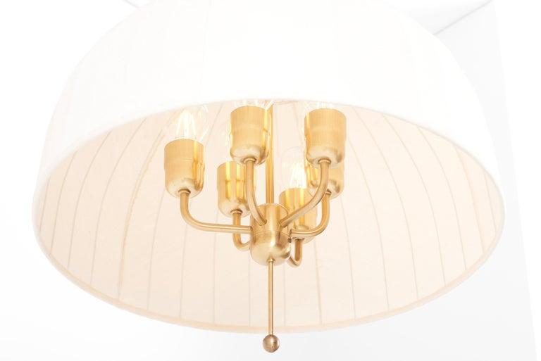 Swedish Huge Pendant Lamp T549 by Hans-Agne Jakobsson for AB Markaryd, Sweden, 1960s For Sale