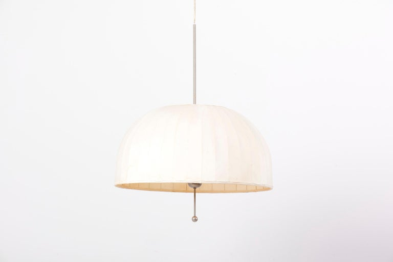 Huge Pendant Lamp T549 by Hans-Agne Jakobsson for AB Markaryd, Sweden, 1960s In Good Condition For Sale In Berlin, DE