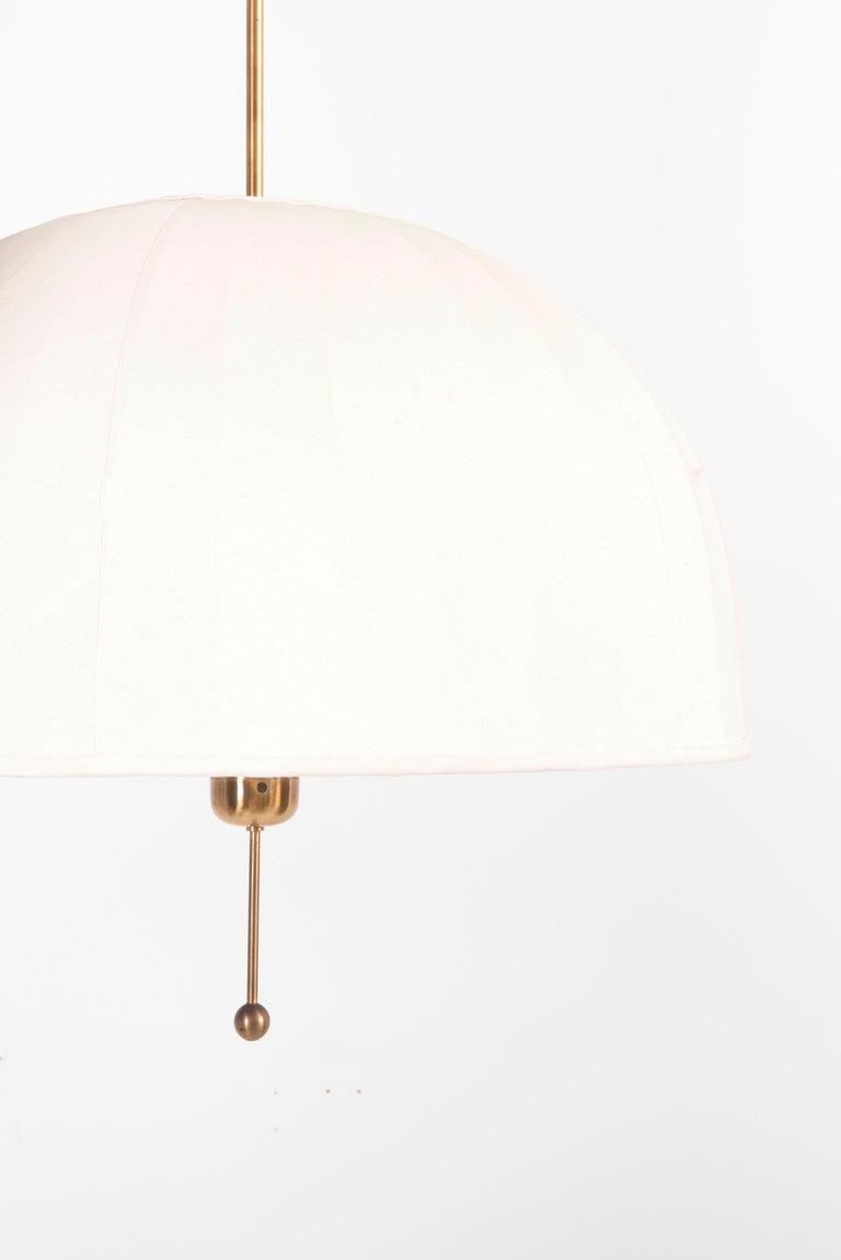 20th Century Huge Pendant Lamp T549 by Hans-Agne Jakobsson for AB Markaryd, Sweden, 1960s For Sale