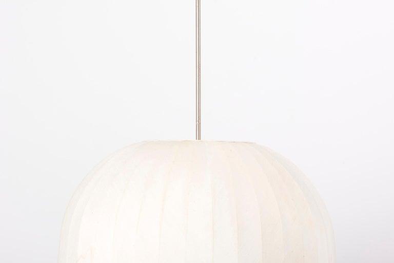 Huge Pendant Lamp T549 by Hans-Agne Jakobsson for AB Markaryd, Sweden, 1960s For Sale 2