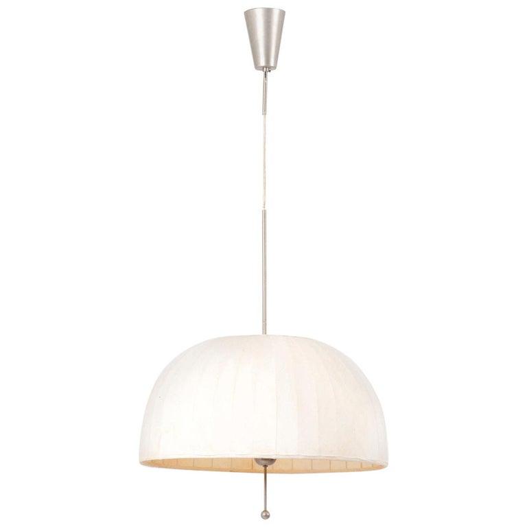 Huge Pendant Lamp T549 by Hans-Agne Jakobsson for AB Markaryd, Sweden, 1960s For Sale