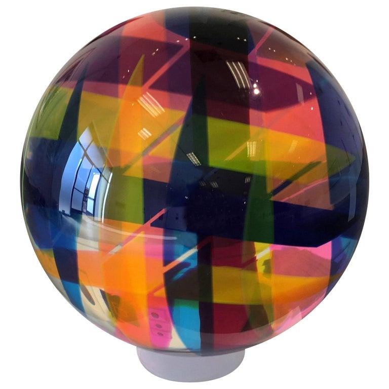 Huge Vasa Mihich Sphere For Sale