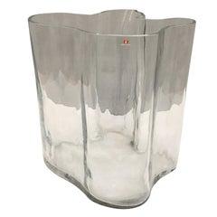 Huge Vase Signed Alvar Aalto