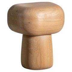 Hughes Wooden Stool