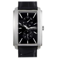 Hugo Boss Ambition 1513591, Millimeters White Dial, Certified and Warranty