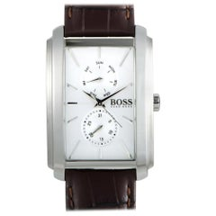 Hugo Boss Ambition 1513592, Millimeters Black Dial, Certified and Warranty