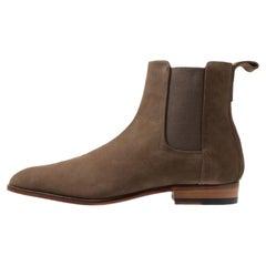 Hugo Boss Beige Ankle Boots (11 US)