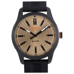 Hugo Boss Dublin 1550045, Millimeters Black Dial, Certified and Warranty