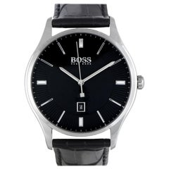 Hugo Boss Governor 1513520, Millimeters Beige Dial, Certified and Warranty