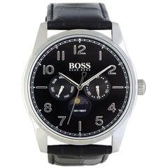 Hugo Boss Heritage 1513467, Millimeters Black Dial, Certified and Warranty