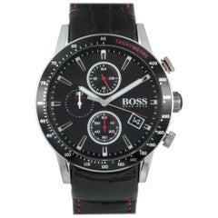 Hugo Boss Rafale 1513390, Millimeters Blue Dial, Certified and Warranty