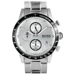 Hugo Boss Rafale 1513511, Millimeters Missing Dial, Certified and Warranty