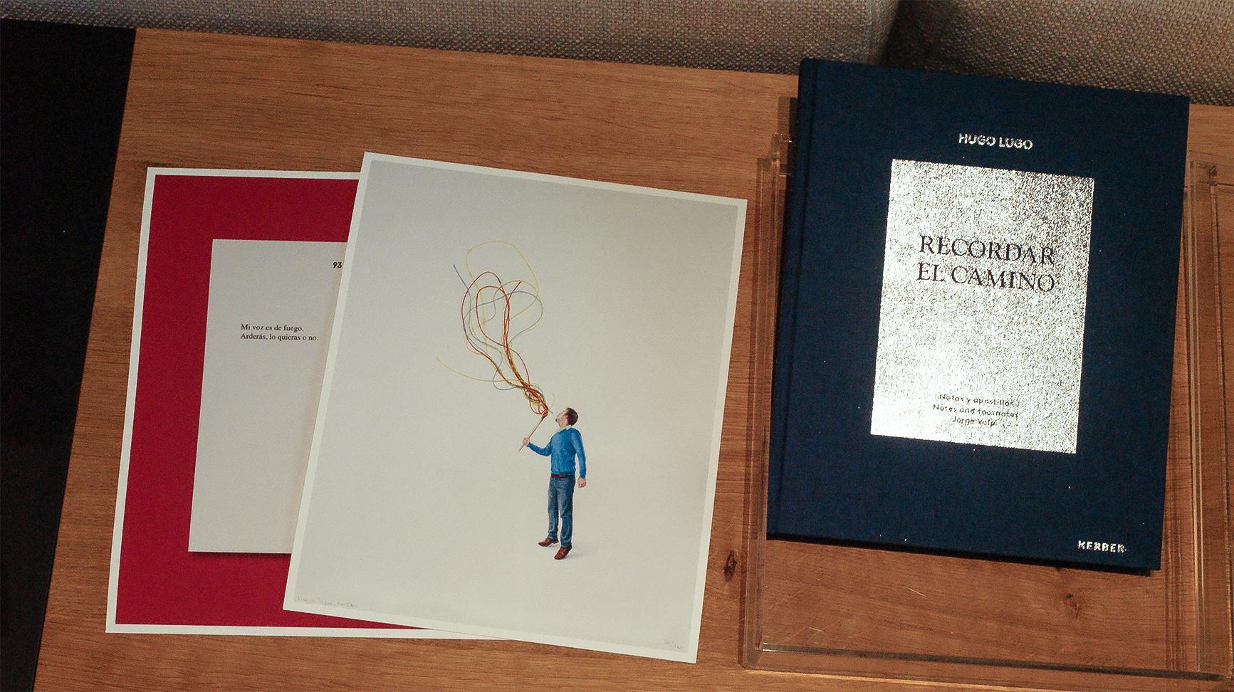 """Hugo Lugo, """"Recordar el Camino"""" (Collector's Edition), Figurative, Serigraph"""