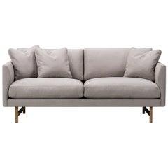 Hugo Passos Calmo Sofa 80 – 2-seater – Metal Base
