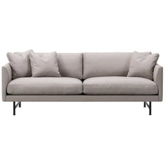 Hugo Passos Calmo Sofa 95 – 2-seater – Metal Base