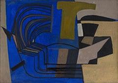 Huguette Arthur Bertrand / 1951 / oil on canvas