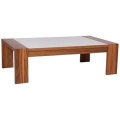 Hülsta Wood Glaz Coffee Table Brown Table