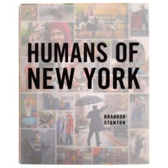 Humans of New York by Brandon Stanton, Stated First Edition